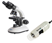 Microscopes, Inspection Cameras and Accessories
