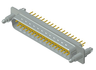D-Sub, standard, Male header, 37-pole, Solder pin