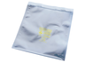 Shielding bag, 100 x 150 mm, inner metalization, zip lock, 23.0.90602