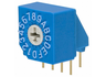 Rotary coding switch, 16, 0.1 A, -40 °C