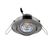 LED Recessed and surface mounted lumimaires