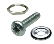 Fastenings, Mounting Materials