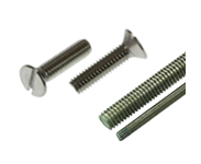 Screws and Threaded Rods