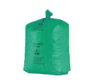 Garbage bag, green, antistatic, 110 l