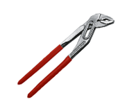 Pipe Wrenches and Water Pump Pliers