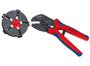 Crimping Cap Crimper Plier 0.5-6 mm² AWG 20-10 For Insulated Close Terminals