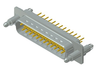 D-Sub, standard, Male header, 25-pole, Solder pin