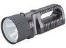 Cordless portable searchlight, UniLux 5 A, 12/24 V, with car adapter