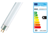 Fluorescent tube, dimmable, 18 W, 6500 K, A
